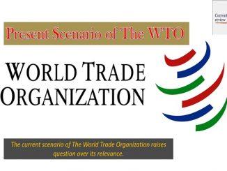 Present Scenario of the WTO