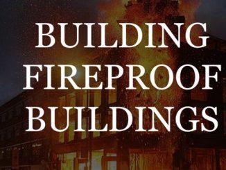 Building Fireproof Buildings