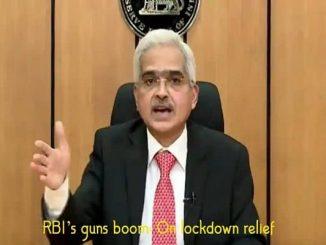 RBI's guns boom