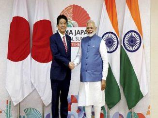 Japanese Affinity For India