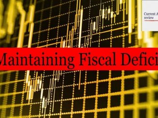 Maintaining Fiscal Deficit