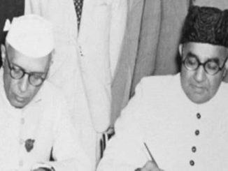 Nehru-Liaqat Pact 1950