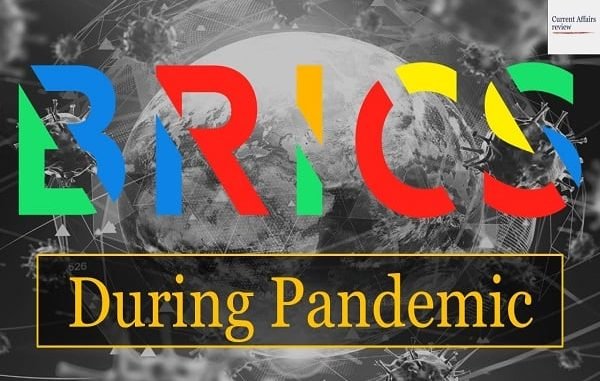 BRICS During Pandemic