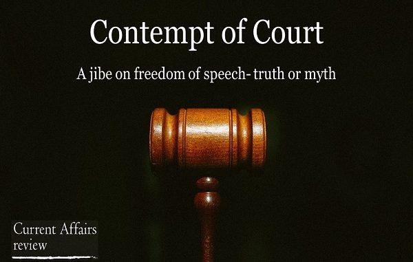 Contempt of Court
