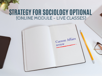 strategy-for-sociology-optional