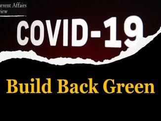 Build Back Green